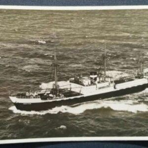 17 ansichtkaarten van de Koninklijke Nederlandsche Stoomboot Mij