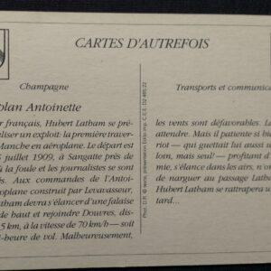 32 Franse ansichtkaarten, reproducties