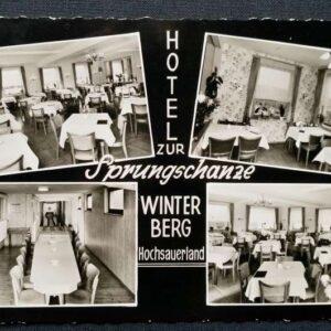 12 Duitse jaren 60 ansichtkaarten