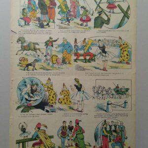 Gordinne strip no. 147, De geschiedenis van Colombine