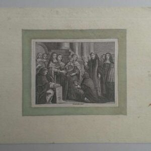 17th century engraving by Adriaen Lommelin