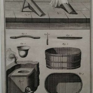 Gravure Honggroyeur, door Giovanni Canocchi