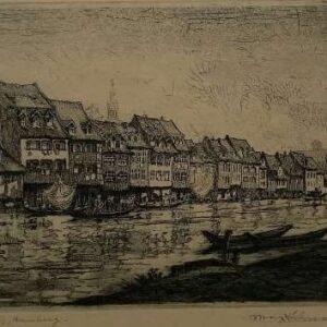 Ets, Klein Venedig, Bamberg door Max Schnös