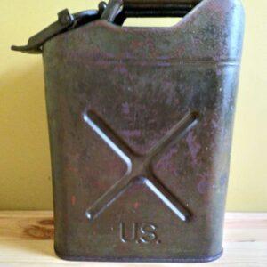 US army, 5 gallon jerrycan, NESCO 1951