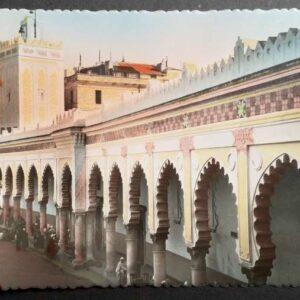 Set van 6 briefkaarten in kleur, met als onderwerp Algerije