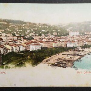 Set van 3 briefkaarten met als onderwerp Cannes