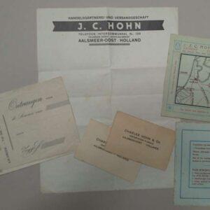 J. C. Hohn stationair