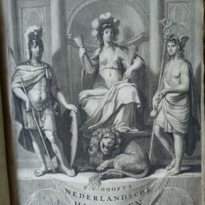 Der Nederlandsche historien door P.C. Hooft