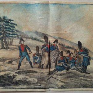 Napoleontische soldaten