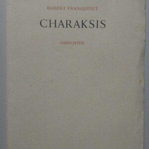 Charaksis door Robert Franquinet