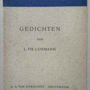 Gedichten van L.Th. Lehmann