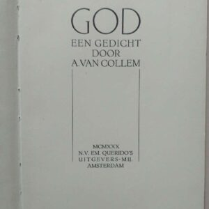 God door A. van Collem