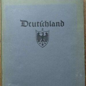 Deutschland door Kurt Hielscher