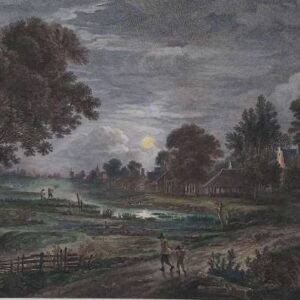 Claire de Lune naar Aert van der Neer