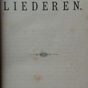 Gezangboek in gebruik bij de vereenigde doopsgezinde gemeente te Haarlem