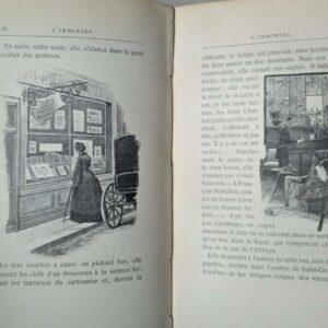 L'immortel moers Parisiennes, Alphonse Daudet