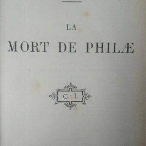 La mort de Philae, Pierre Loti