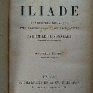 Iliade, Homère