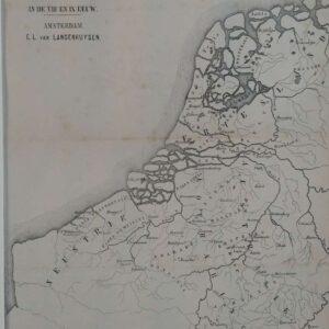De Nederlanden in de VII en IX eeuw