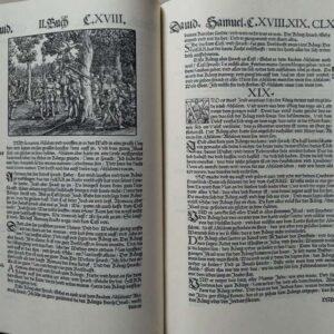 Biblia Germanica 1545 (FACSIMILE)