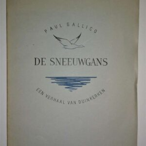 De sneeuwgans, Paul Gallico