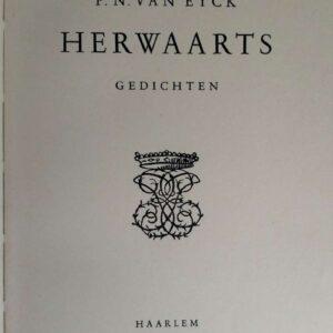 Herwaarts, P. N. van Eyck