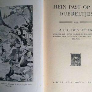 Hein past op de dubbeltjes door A.C.C. de Vletter