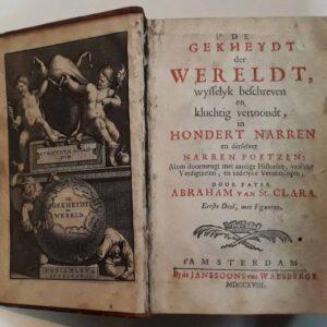Abraham van St. Clara: De gekheydt der wereldt