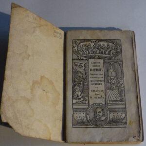 Wolterus ter Burgh – Gereformeerde Bloem-Hof, verçierd met verscheiden christelijke gebeden en gezangen
