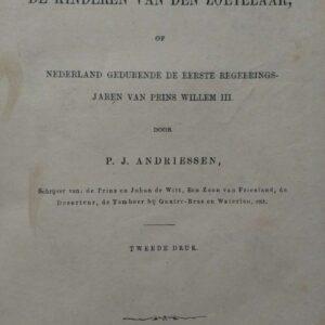 De kinderen van den zoetelaar door P.J. Andriessen.