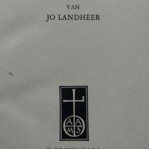Verzamelde gedichten door Jo Landheer