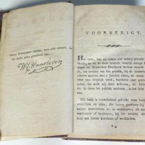 Krol, J.G. : Nieuw volledig handboek voor kooplieden, winkeliers en anderen …