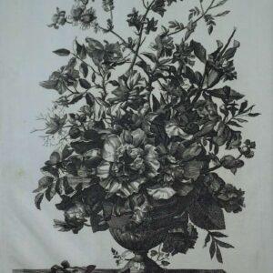 Stilleven bloemen door Jean-Baptiste Monnoyer