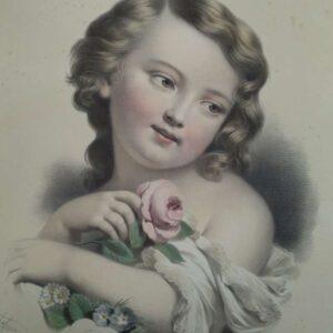 Peppo door Adolphe Jean Baptiste Lafosse, naar Louis Eugène Coedès.