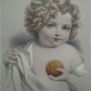 l'Orange door Jean-François Victor Dollet naar Jules Laure.
