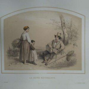 Tableaux de genre door François Grenier de Saint-Martin