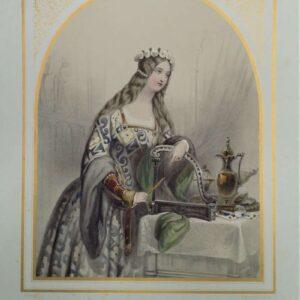 Odette, door Regnièr en Bettanier