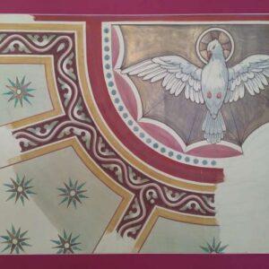 Motif de decoration pour Chapelle a Chémonteau