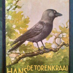 Verkade album; Hans de torenkraai door H.E. Kuylman