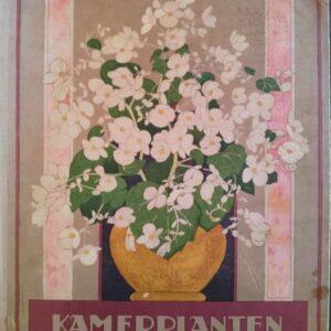 Verkade album; Kamerplanten door A.J. van Laren