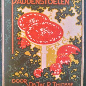 Verkade album; Paddenstoelen door Jac. P. Thijsse