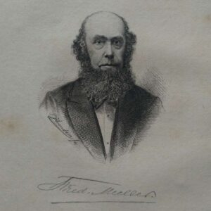Frederik Muller in memoriam