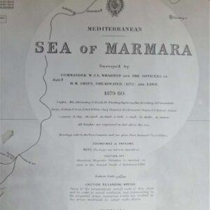 De zee van Marmara