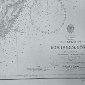 De golven van Kos, Doris en Symi