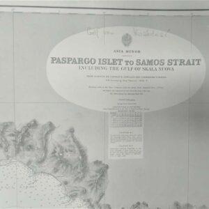De straat van Samos tot en met Gülük Körfezi