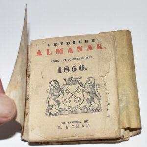 Leydsche Almanak