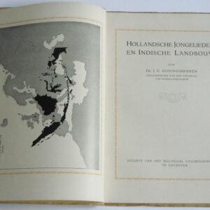 Koningsberger, J.C. – Hollandsche Jongelieden en Indische Landbouw