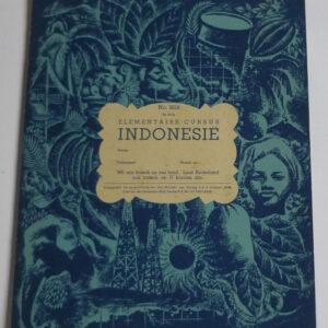 NN – Elementaire Cursus Indonesië