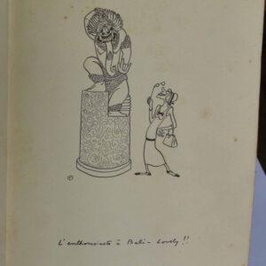 Fabrės, Oscar– Aux Indes Néerlandaises – Caricatures de O. Fabrės