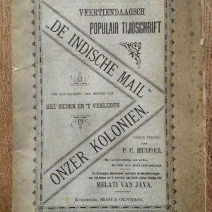 De Indische mail onzer Kolonien